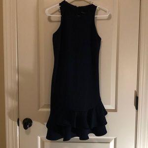 Cynthia Rowley Navy dress NWT